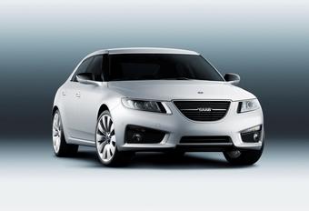 Saab un peu Chinois #1