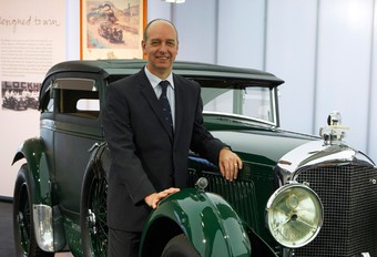 Dirk Van Braeckel chez Bugatti #1