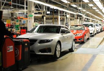 Reprise de la production chez Saab #1