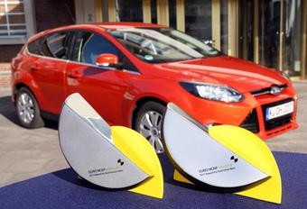 Quatre EuroNCAP Rewards pour Ford Focus #1