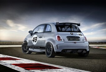 Abarth Make It Your Race #1
