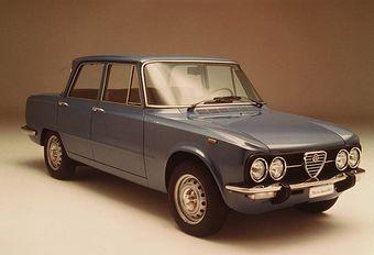 50 ans de l'Alfa Romeo Giulia #1