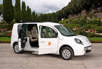 Renault Kangoo électrique papale #1