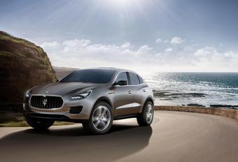 Nouvelles Maserati annoncées #1