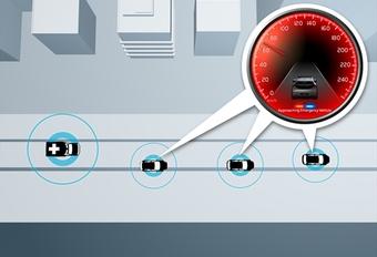 Volvo s'implique dans les voitures communicantes #1