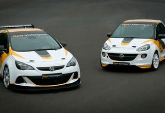 Opel keert terug naar de autosport #1