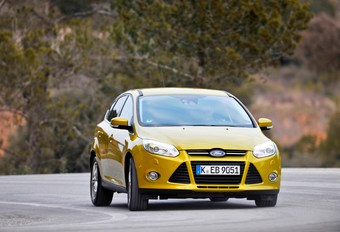 Ford Focus voiture la plus vendue en 2012 #1