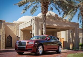 Plus de 9 Rolls-Royce sur 10 personnalisées #1