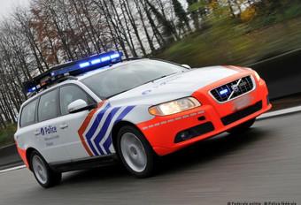 Des véhicules autonomes pour la police #1