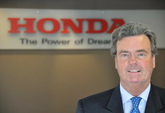 Un Belge à la tête de Honda Benelux #1