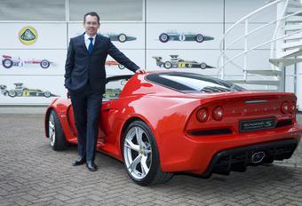 Nieuwe CEO voor Lotus #1