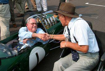 Décès de Jack Brabham #1