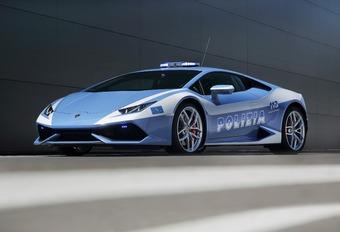 Une Lamborghini Huracán pour la police italienne #1
