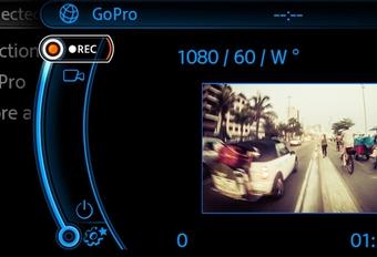 Mini pilote la GoPro #1