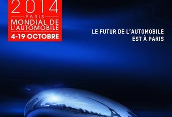 Le Mondial de l'automobile à la mode et au futur #1