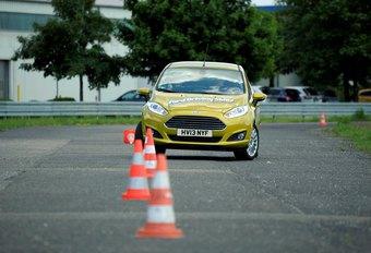 Ford offre des formations aux jeunes conducteurs #1
