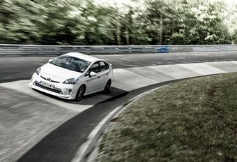 La Toyota Prius Plug-In sur le Nürburgring #1