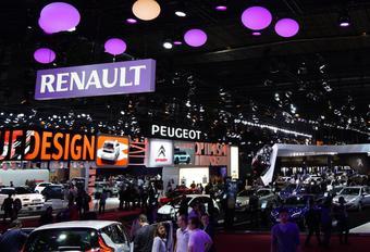Plus de 1,2 million de visiteurs au Mondial de l'automobile #1