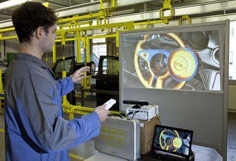 Opel leidt arbeiders op met Wii en Kinect #1