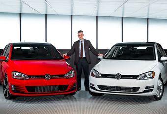 Volkswagen Golf: Auto van het Jaar in de Verenigde Staten #1