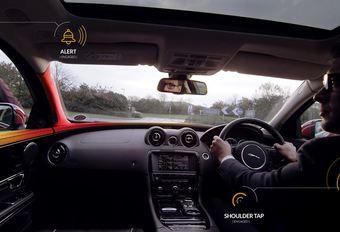 Jaguar Bike Sense : l'alerte 2-roues à tapotage #1
