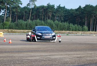 Ford Driving Skills for Life revient en 2015 #1