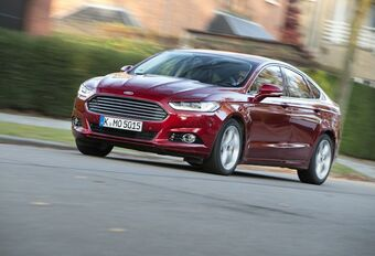 Ford Mondeo, Lease Car of the Year 2015 #1