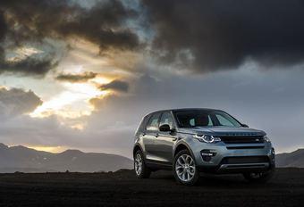 Nouveau moteur Ingenium dans le Land Rover Discovery Sport #1