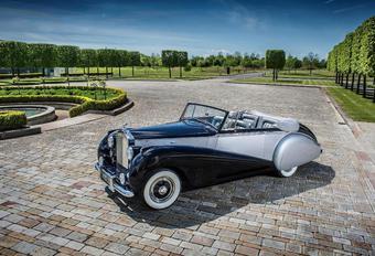 Rolls-Royce Dawn, nom du cabriolet pour 2016 #1
