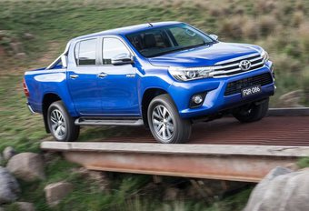 Toyota Hilux : nouvel épisode, plus long #1