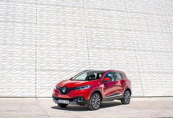 Le Renault Kadjar plug-in hybride devra attendre #1
