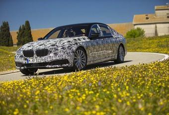 Vidéo : la nouvelle BMW Série 7 arrive le 10 juin 2015 #1
