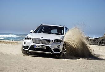 BMW X1 2015: helemaal nieuw #1