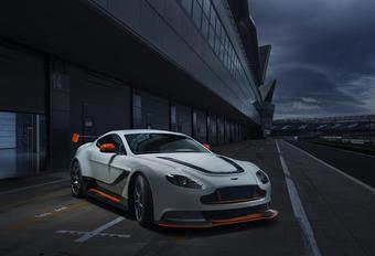 Aston Martin Vantage GT12 te zien in Goodwood #1
