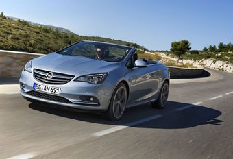 Opel Cascada : nouveau Diesel de 170 ch #1