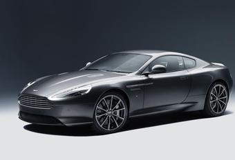 Aston Martin DB9 GT: 30 pk meer en een aanraakscherm #1