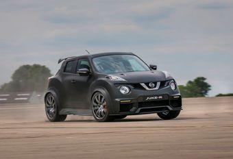 Nissan Juke-R 2.0 : encore plus extravagante #1