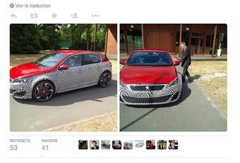 Peugeot 308 R Hybrid: productie in zicht! #1
