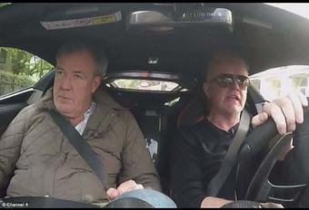 Top Gear: Clarkson geeft de fakkel door aan Evans #1
