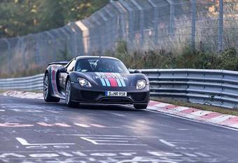 Records sur le Nürburgring: c'est presque reparti #1