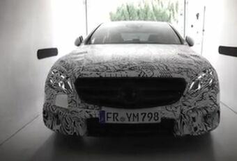 Mercedes Classe E : premières infos sur le modèle 2016 #1