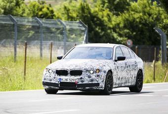 Future BMW M5: 600 ch pour 2017 #1