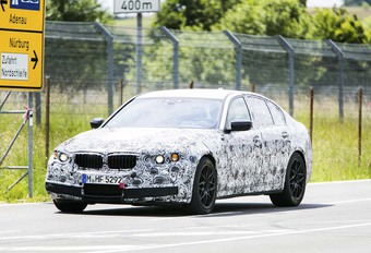 BMW M5 : avec plus de 620 ch ? #1