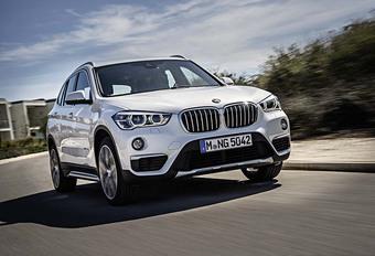 BMW X1 : bientôt une hybride #1