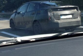 La Toyota Prius IV sur nos routes #1