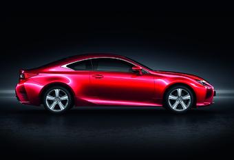 Lexus RC : aussi avec un 2 litres turbo #1
