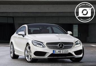 Mercedes-Benz Classe C Coupé 2016 #1