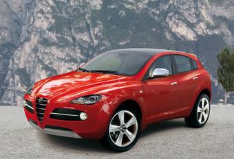 Alfa Romeo Giulia komt ook als SUV #1