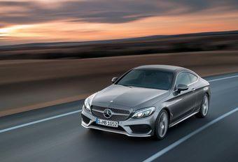 Mercedes Classe C Coupé : le sport en sécurité #1
