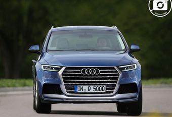 À quoi pourraient ressembler les Audi Q1, Q3 et Q5 #1